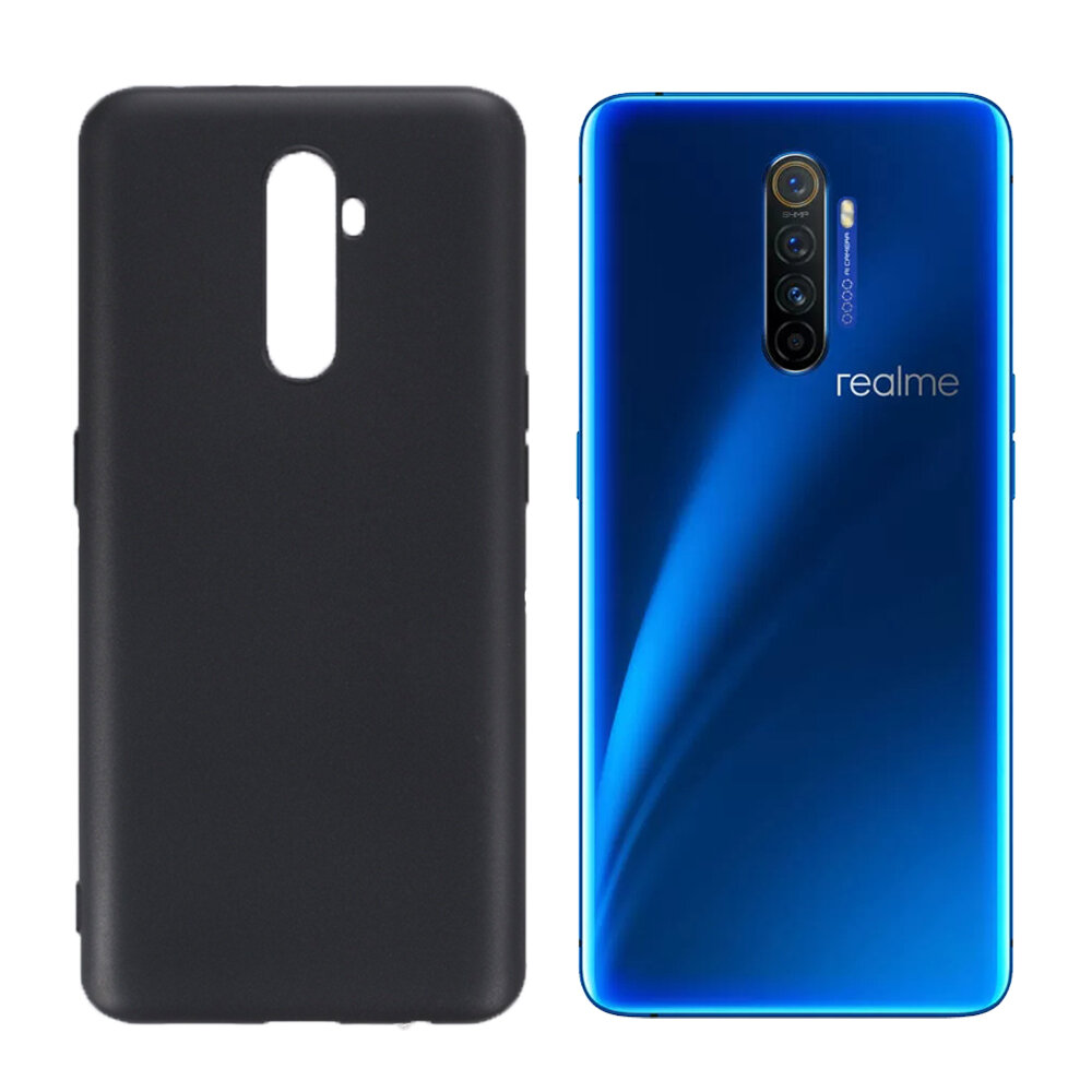 For OPPO Realme X2 Pro Case / Oppo Reno Ace Bakeey Pudding Frosted Shockproof Soft TPU Protective Case For OPPO Realme X2 Pro / Oppo Reno Ace