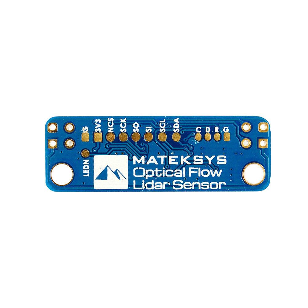 Matek System Optical Flow Lidar Sensor 3901-L0X Module Support INAV for RC Drone FPV Racing