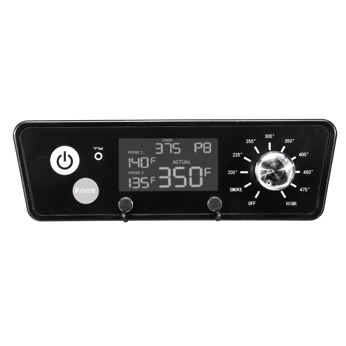 120V P7-340 Digital Thermometer Thermostat Controller Board LCD Display  For PIT Boss Wood Oven