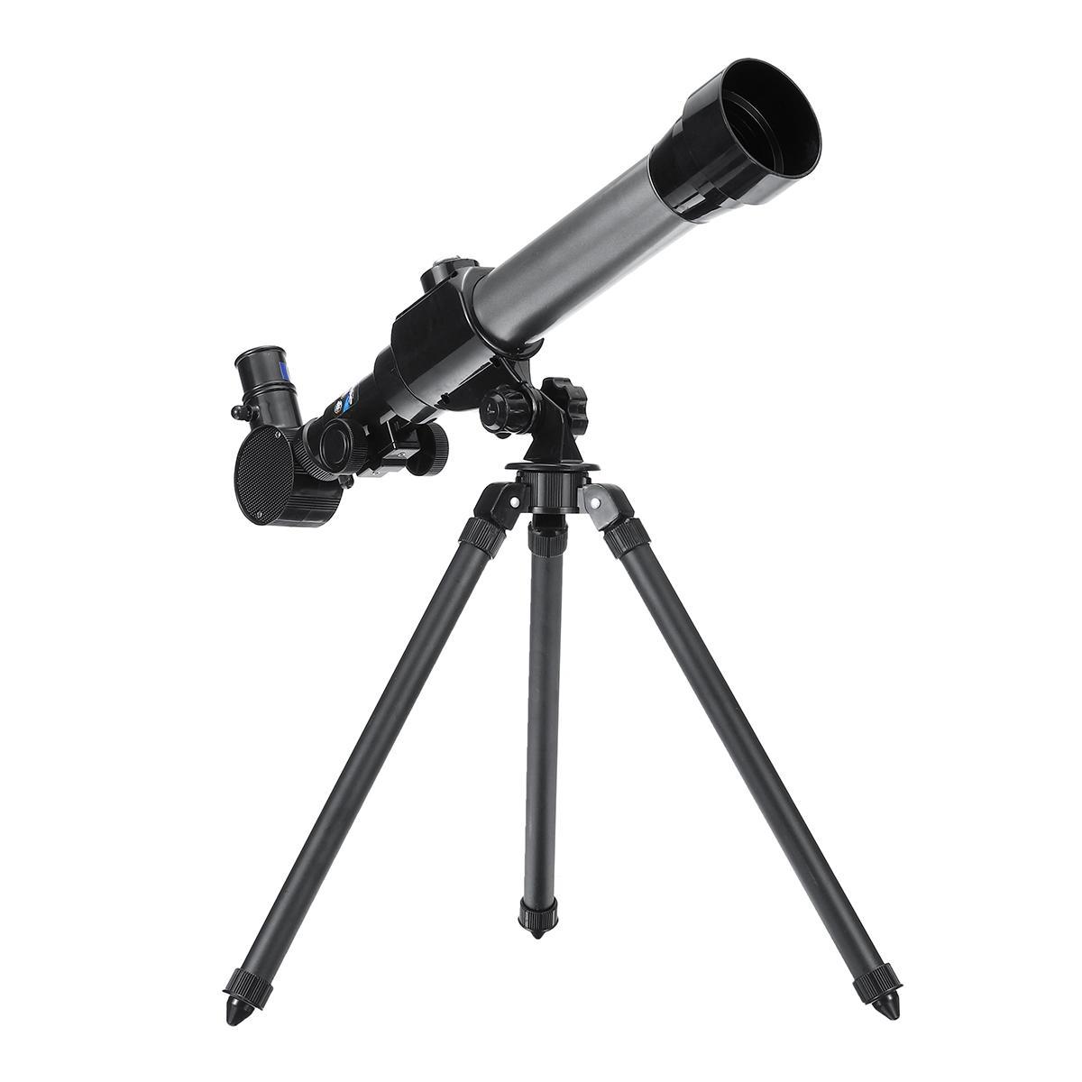 20/30/40X Astronomical Telescope Simple Child Version HD Space Landscape Spotting Scope Monicular