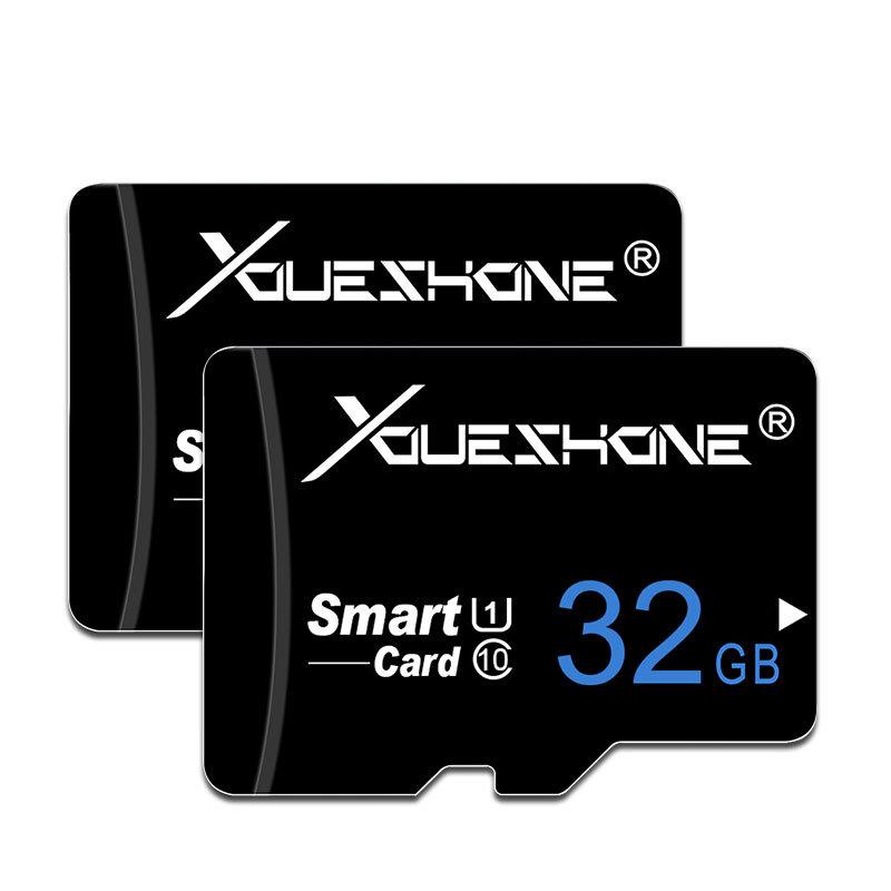 Youe Shone 8GB 16GB 32GB 64GB 128GB 256GB C10 High Speed TF Memory Card With Camera Card Adapter for Smart Phone Xiaomi фото