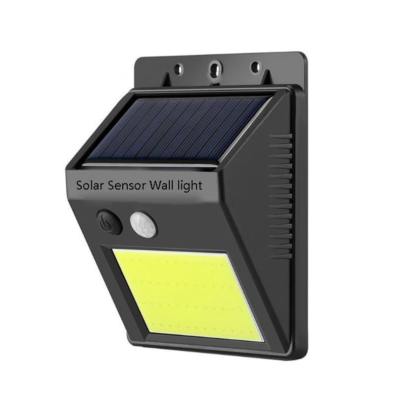 20/35 LED Outdoor Solar Motion Sensor Light IP65 Waterproof Walkway Panel Wall Lamp Night Light