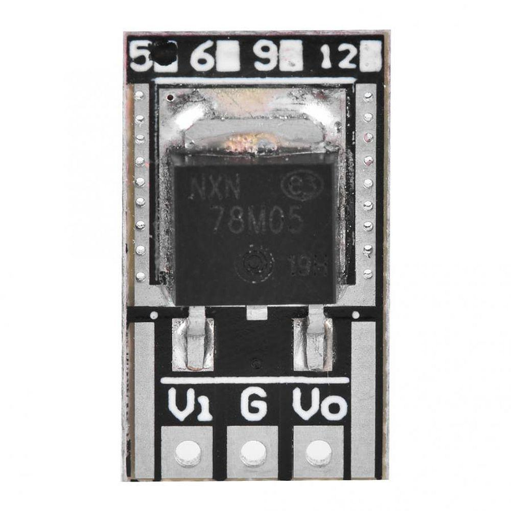 78M05 Mini Voltage Regulator Module with Pin High Accuracy Low Power Consumption LO7805MA 5V, Banggood  - buy with discount