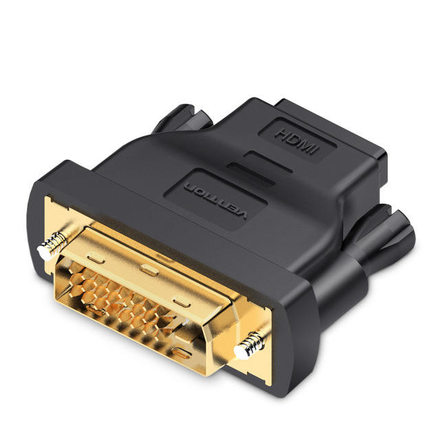 Dual DVI-I 24+5 Male to DVI-I 24+5 Male Digital Video Cable Support HD 1080p