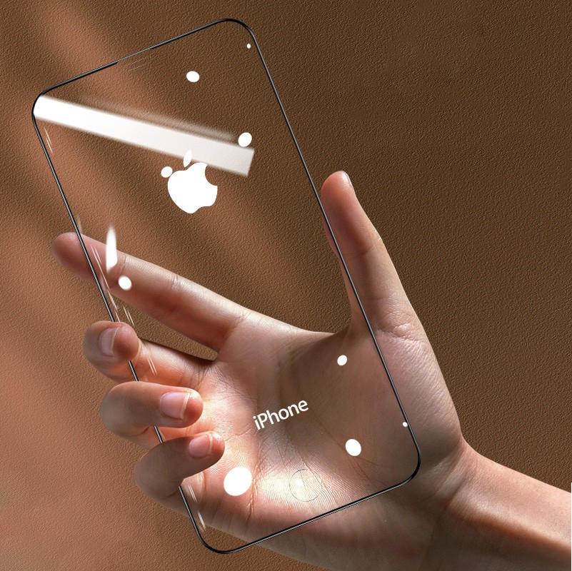 Bakeey HD Beskyttelsesfilm med herdet glass herdet glass til iPhone 11 6,1 tommer