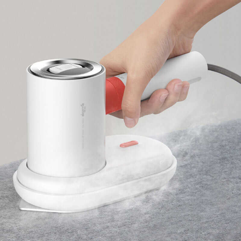 Deerma HS200 2 in 1 Multi-function Portable Travel Steam Iron Hanging Flat Iron Intelligent Preheating System from XIAOMI YOUPIN