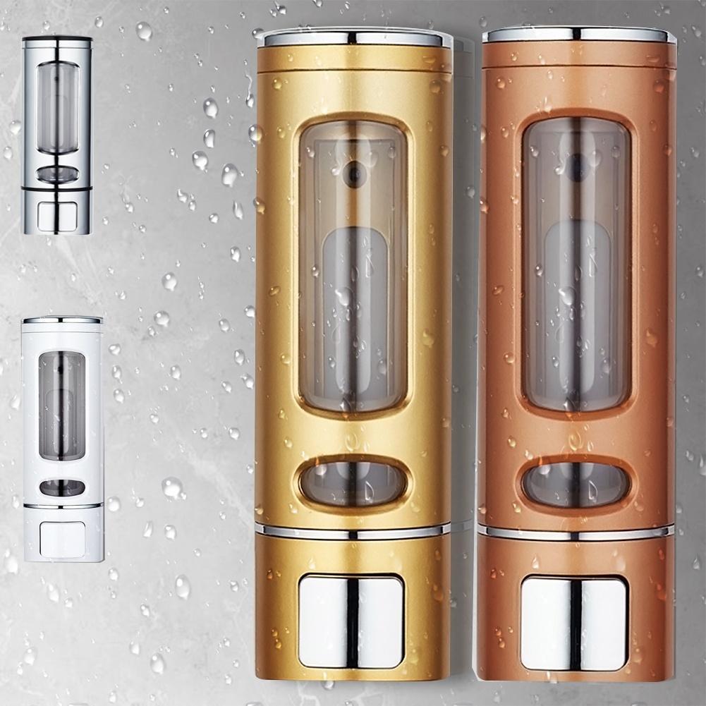 400ml Dinding Sabun Cair Dapur Kamar Mandi Shampoo Dispenser Sabun Dispenser