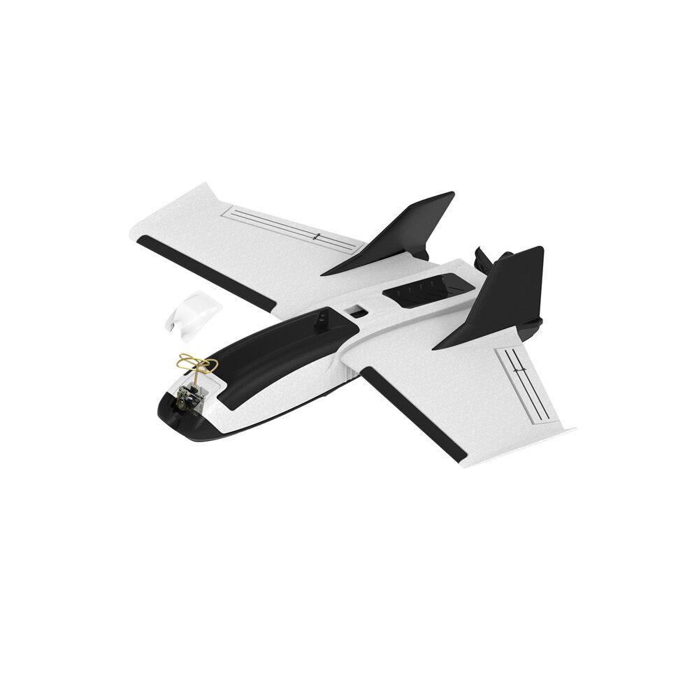 ZOHD Dart250G 570mm Wingspan Sub-250 grams Sweep Forward Wing AIO EPP FPV RC Airplane KIT/PNP W/FPV Ready Version