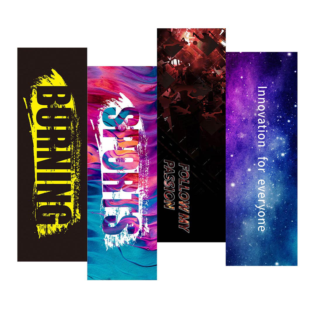 Giavnvay Colorful Absorb Sweat Sports Towel From Xiaomi Youpin Outdoor Running Fitness Yoga Quick Dry Towel