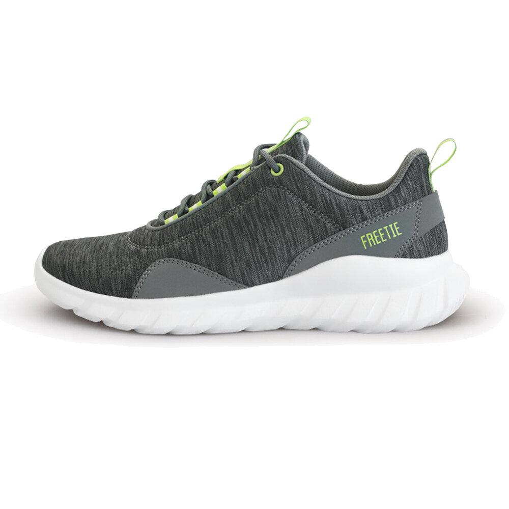 FREETIE Sneakers Uomo Ultraleggero Traspirante Soft Scarpe da corsa sportive Grigio Verde Calore Addensare Scarpe invernali da Xiaomi Youpin