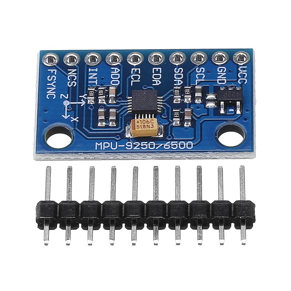 Arduino Accessories Sensors MPU 9250 Accelerator 9-Axis Attitude Module Gyro