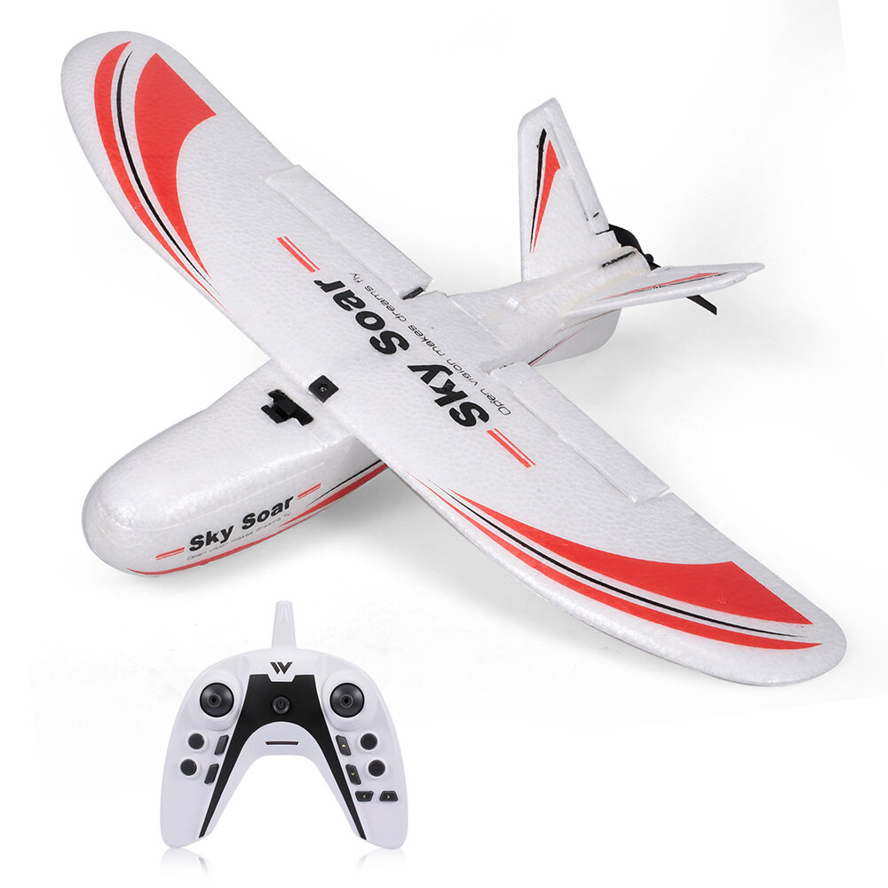 Attop P01 RTF Airplane 400mm Wingspan 2.4GHz 3CH RC Aircraft Remote Controlled Fixed Wing Plane Aircraft Outdoor Toy Tra фото