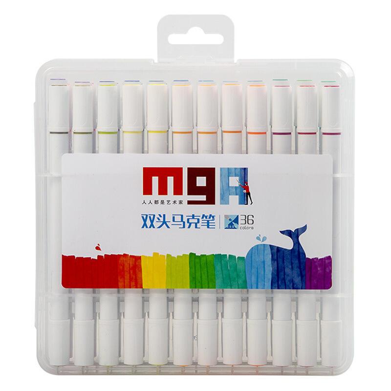 MG MGARTS series fine rod marker children's graffiti marker Paintings 36Pcs, Banggood  - buy with discount