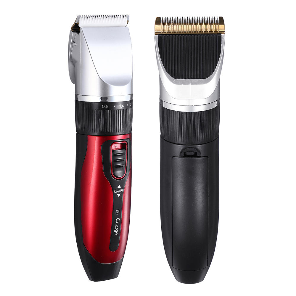 Adult Children Charging Hair Clipper Electric USB4 Combo Trimmer Shaving Electric Hair Clipper Barber Tools фото