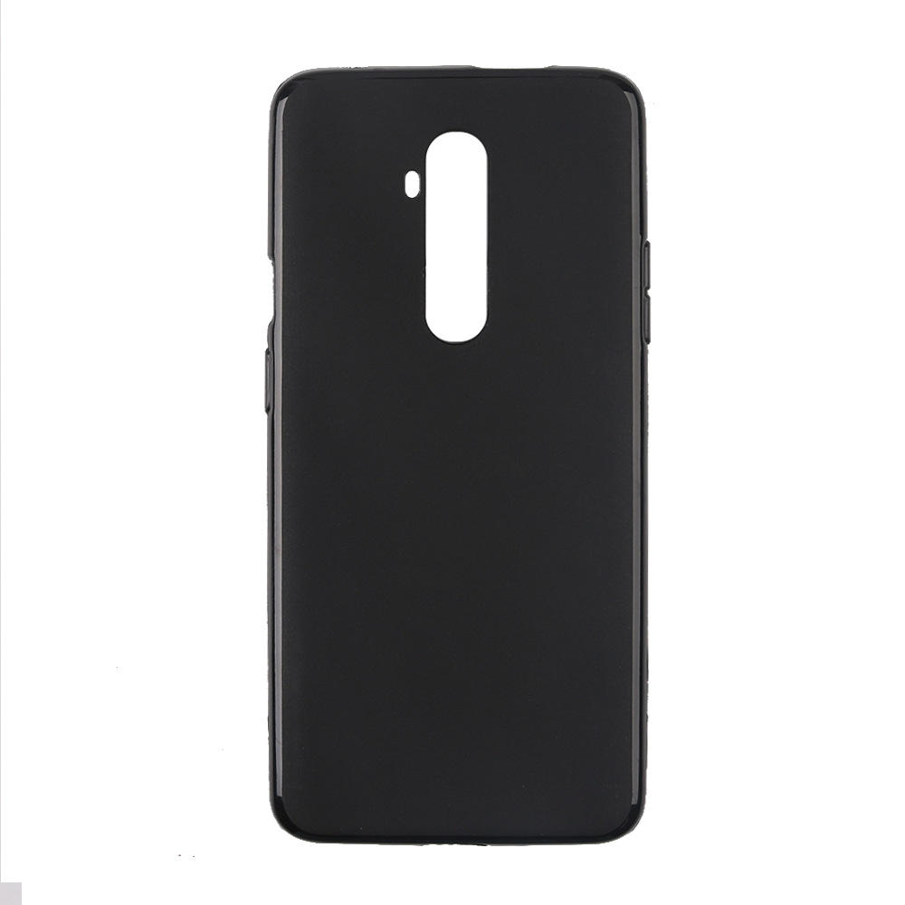 Bakeey OnePlus 7T Pro Pudding Frosted Anti-Scratch Soft TPU Back Cover Protective Case for OnePlus 7T Pro