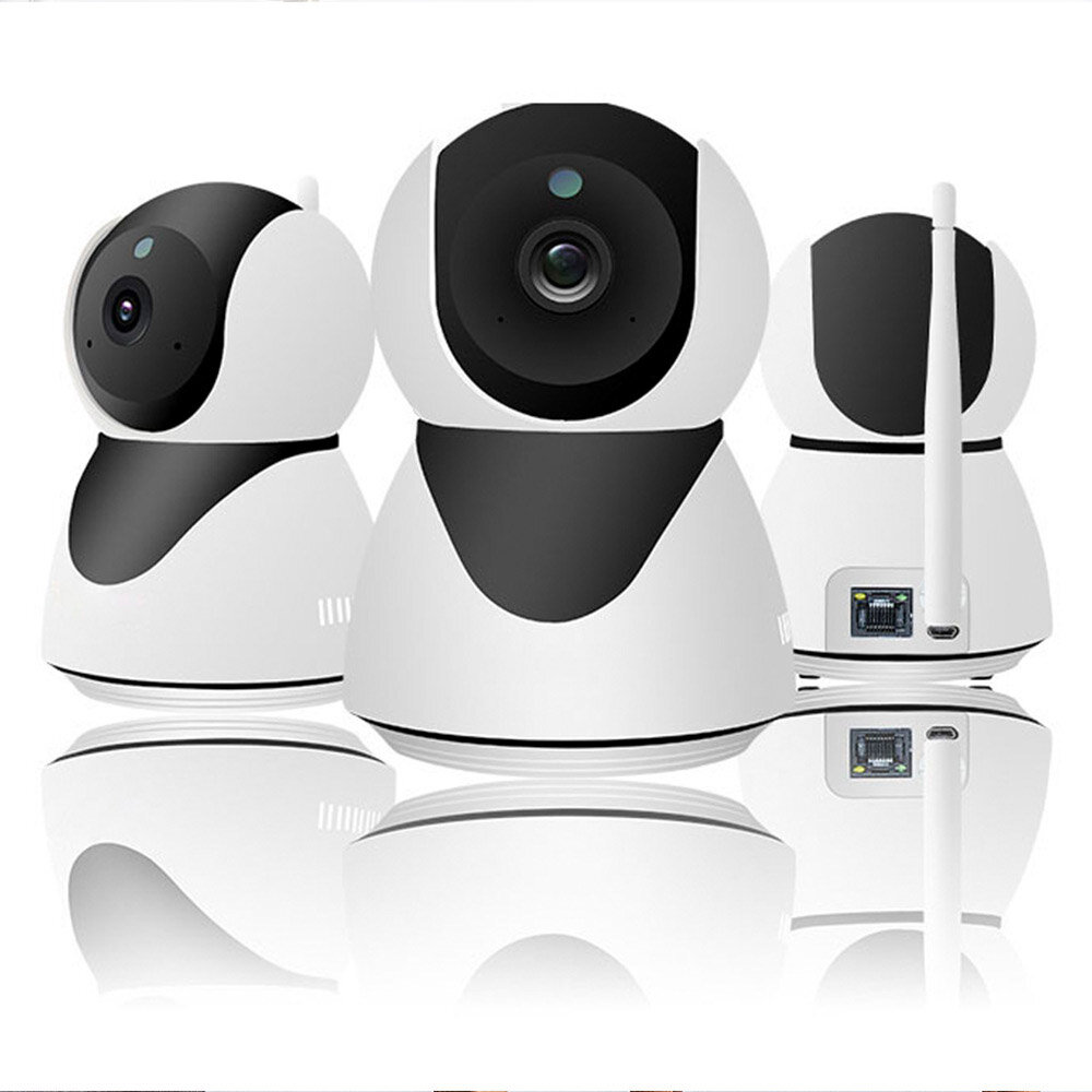 Minleaf ML-K7 HD 1080P IP Camera H.264 IR Night Version M-otion Detection Two Way Audio 360° Home WIFI Camera Baby Monitors