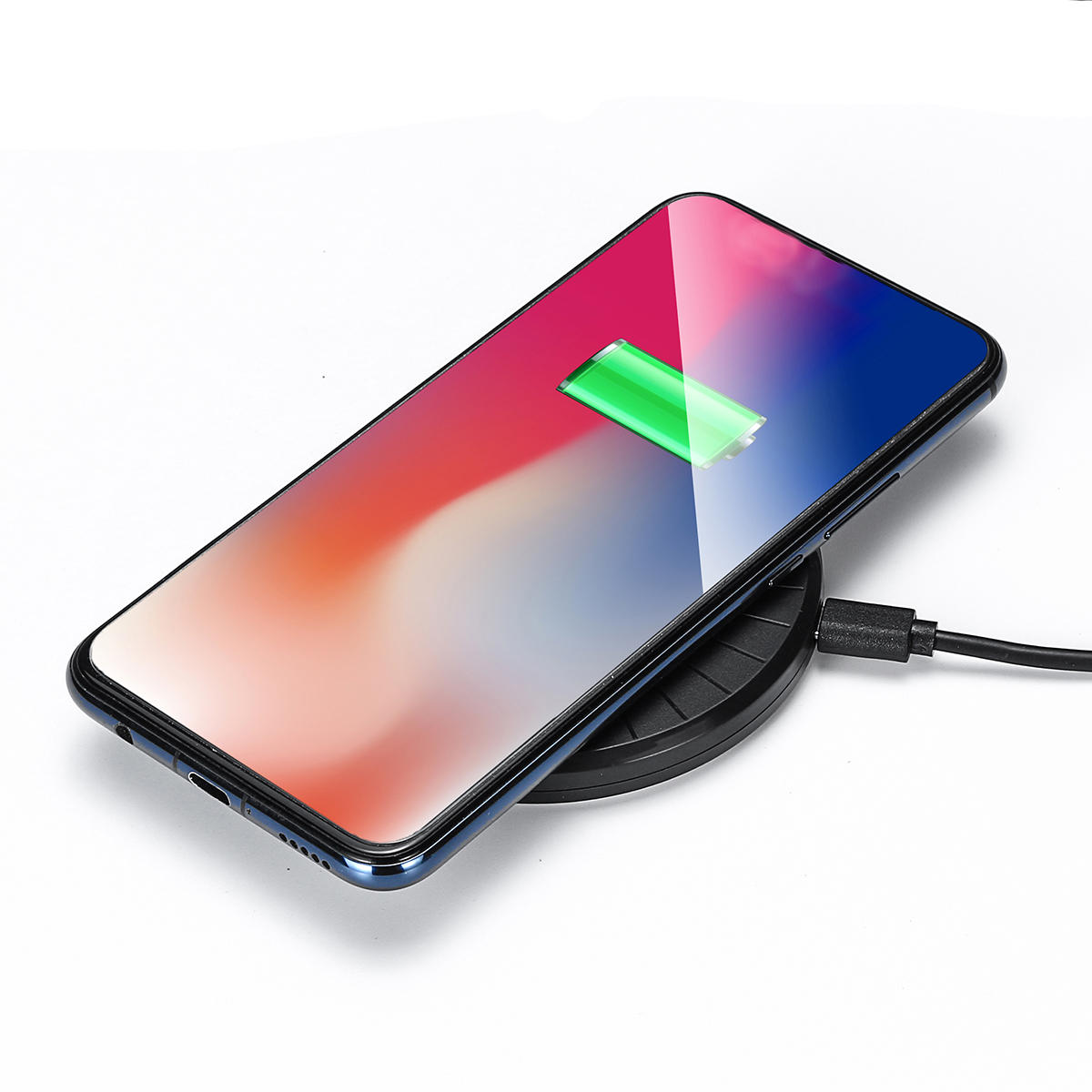 Bakeey 10W Wireless QI Fast Charger Charging Dock Stand Holder Universal For Samsung Galaxy Note 9 S8 S9 S10 Plus For iP