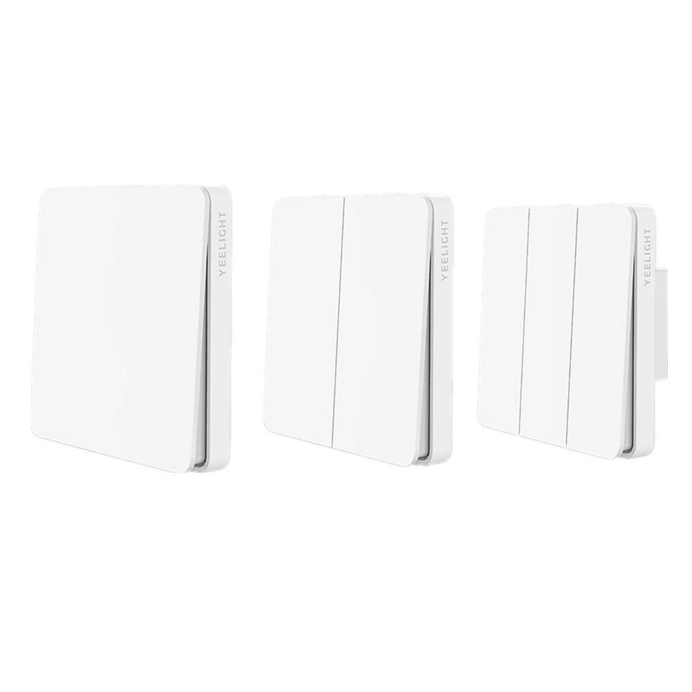 Xiaomi Yeelight Wireless Smart Switch Light Work With Mijia AC250V