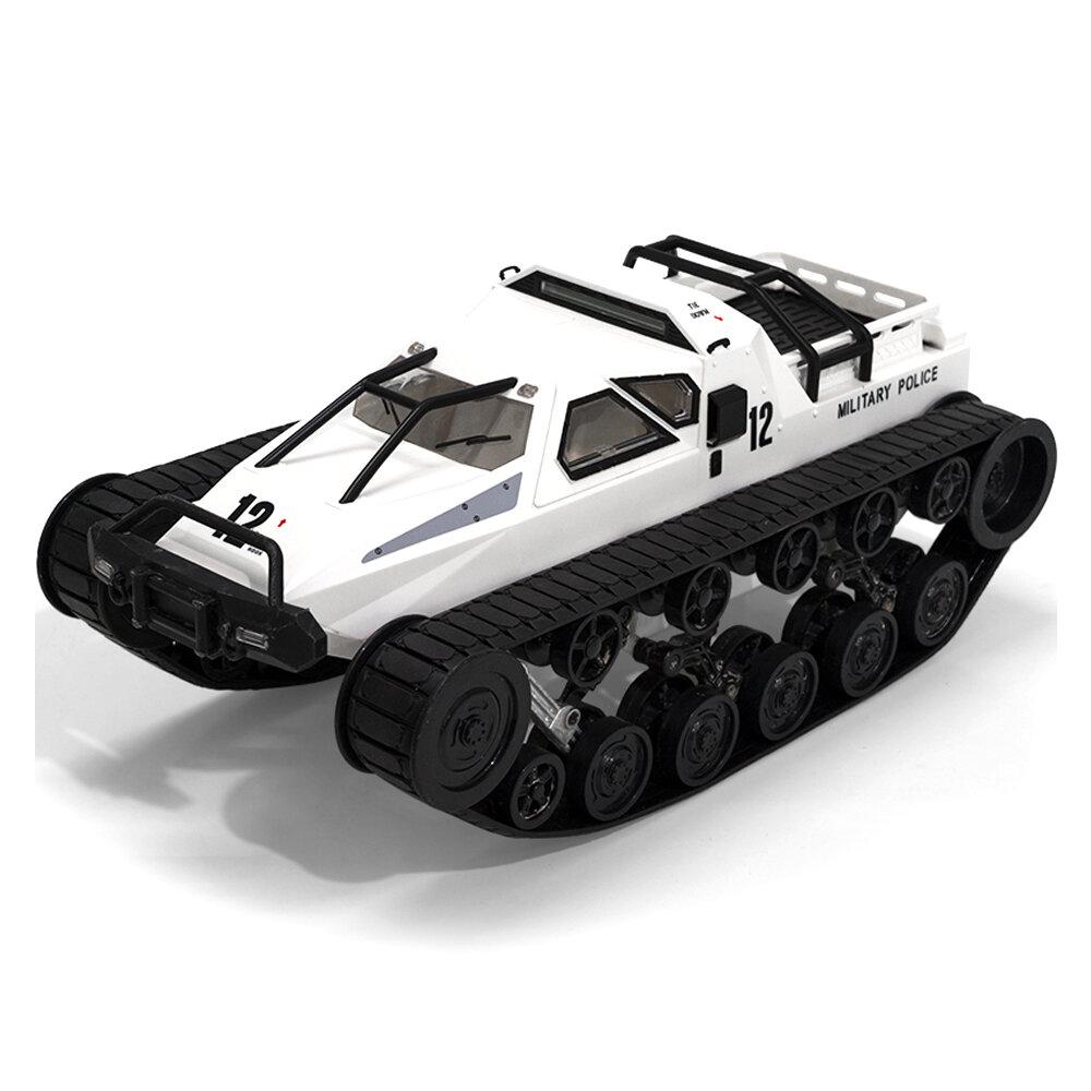SG 1203 1/12 2.4G Drift RC Tank Mobil Kecepatan Tinggi Full Proporsional Kontrol Model Kendaraan