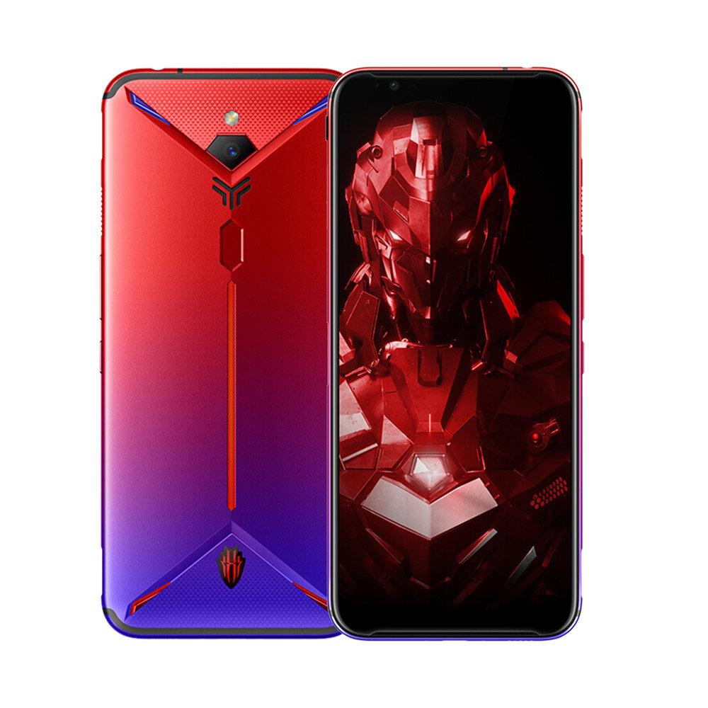 ZTE Nubia Red Magic 3S 6.65 polegadas FHD + 90Hz Android 9.0 5000mAh 12GB RAM 256GB ROM UFS3.0 Snapdragon 855 Plus Octa Core 2,96GHz 4G Gaming Smartphone
