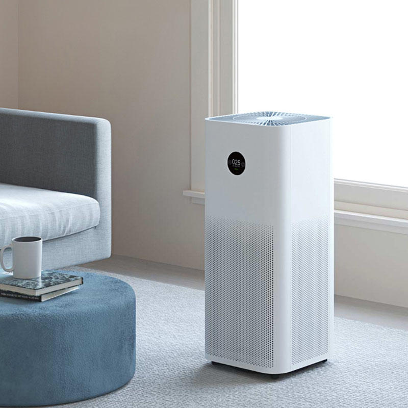 Xiaomi Mijia Air Purifier Pro H White OLED Touch Display Mi Home APP Control 600m3/h Particle CADR