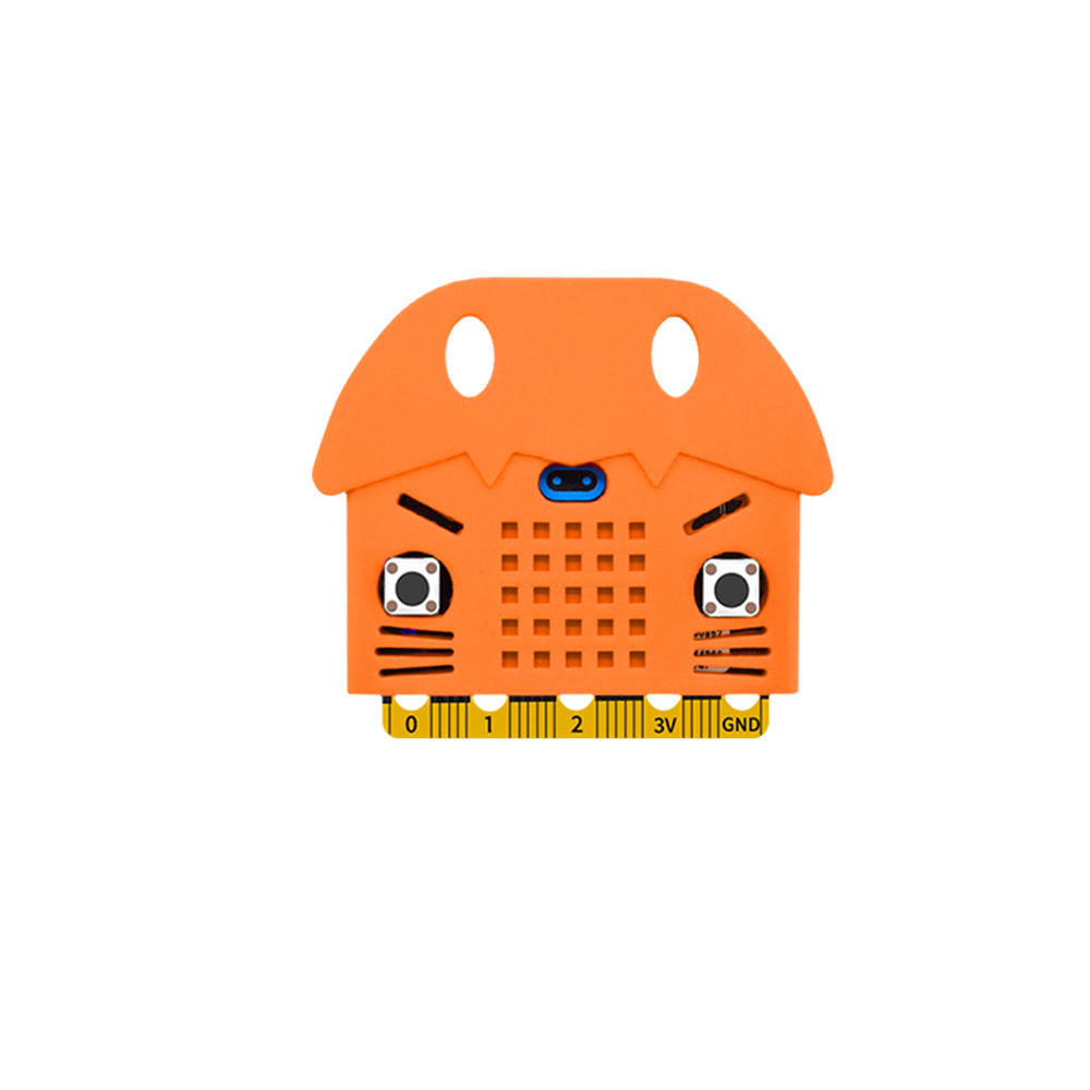 Orange Silicone Protective Enclosure Cover For Motherboard Type C Cat Model, Banggood  - buy with discount