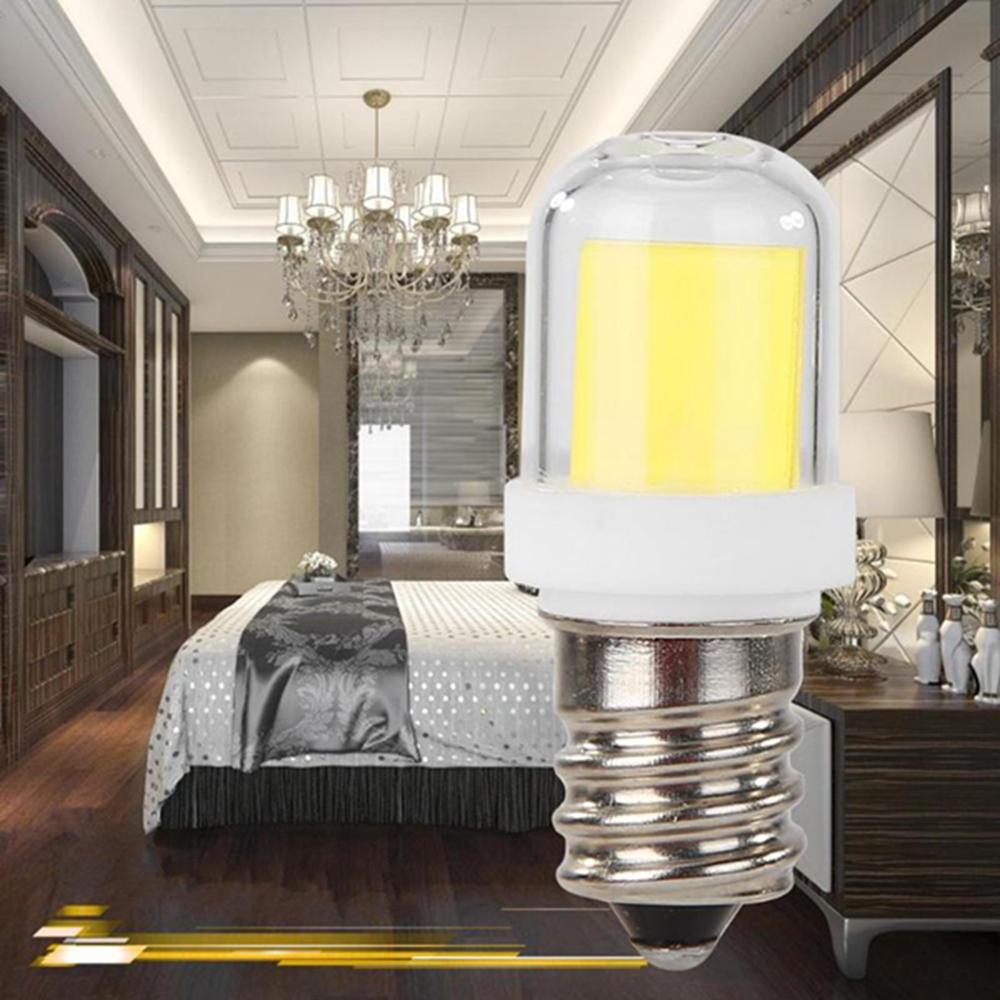 E12 1511 Cob 5w 450lm Dimmable Energy Saving Led Light Bulb For Home Office Chandelier Sale Banggood Com
