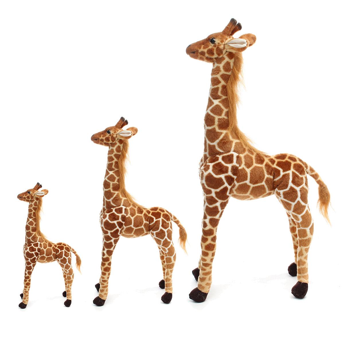 Baby Kids Plush Giraffe Toy Doll Giant Large Stuffed Animals Soft Doll Gift BR