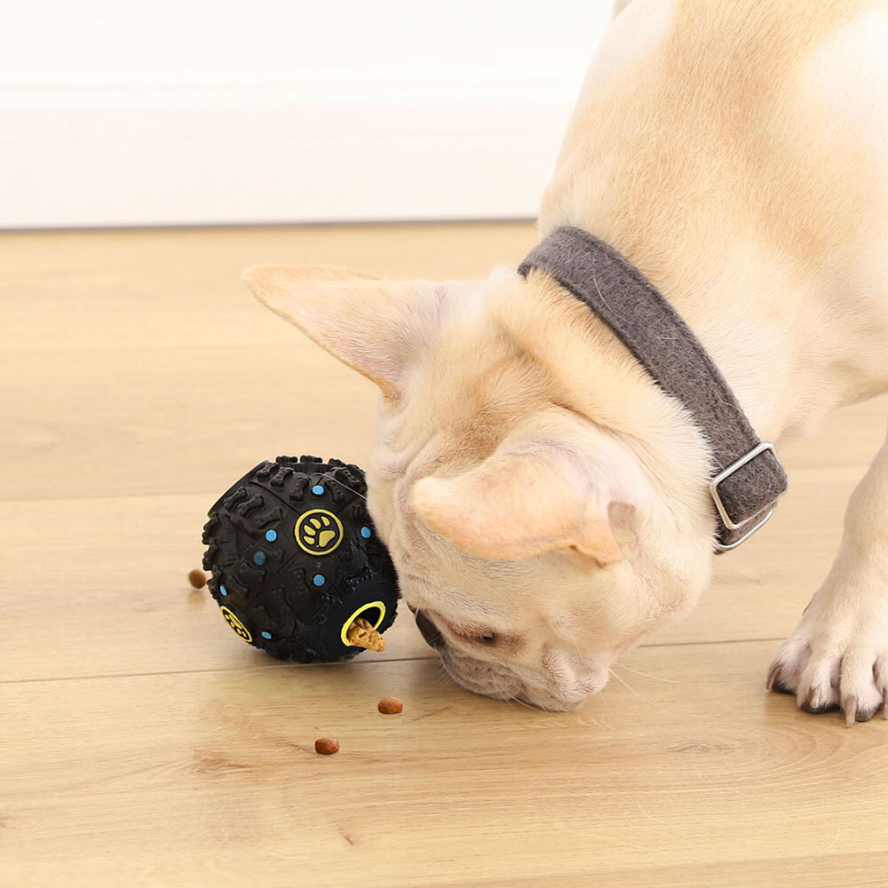 Mini Monstar Pet Automatic Leaking Food Dog Vocal Ball From Xiaomi Youpin Stimulating Grinding Teeth Fun And Relaxing Pet Toys