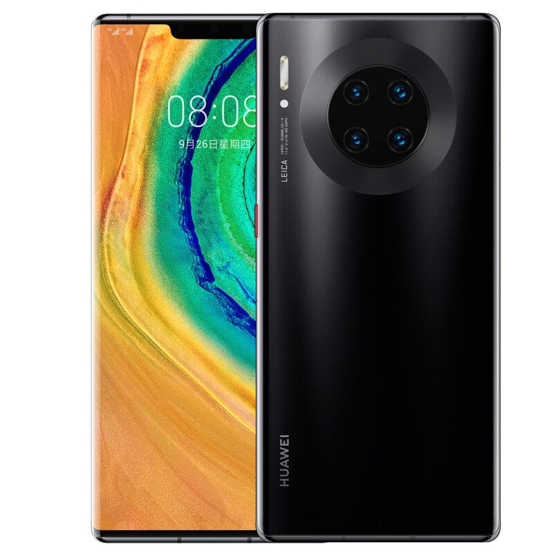HUAWEI Mate 30 Pro 6.53 inch 40MP Quad Rear Camera 8GB 128GB NFC 4500mAh Wireless Charge Kirin 990 Octa Core 4G Smartphone