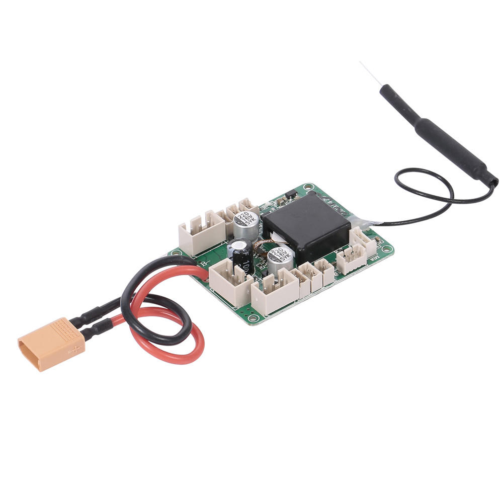 XK X450 Original Receiver Main Board for WLtoys XK X450 RC Airplane Aircraft Helicopter Fixed Wing