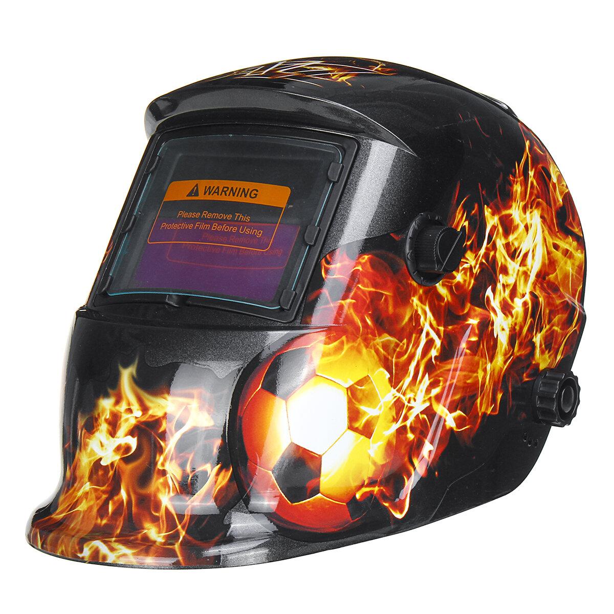 Oscurecimiento automático Casco de soldadura Arc Tig mig Rectificadoras Soldadoras Mascara Solar