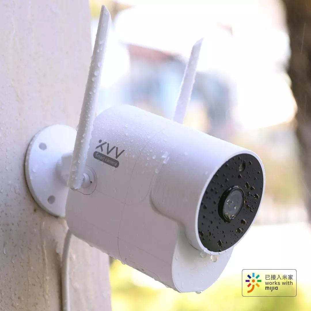 Xiaomi Smart IP Camera HD 1080P Home Security Motion Detection Night Vision IP65