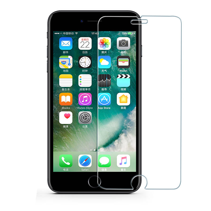 HD Clear 9H Anti-explosion Anti-scratch Tempered Glass Screen Protector for iPhone X XS XS Max XR 6P 6S Max 7 8 7Plus 8Plus