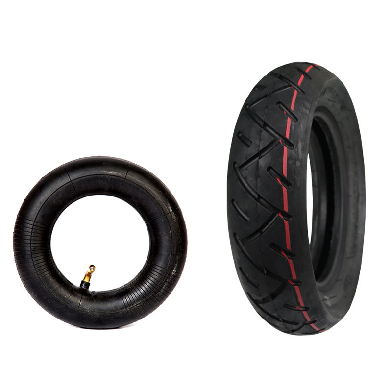 "CST 10"" Inflatable Thicken Road Tire 10x2.50 Tube Tyre For Speedway Dualtron Electric Scooter"