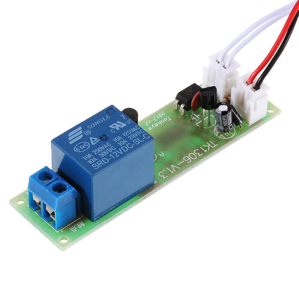 TK1305A 12V DC Time Delay