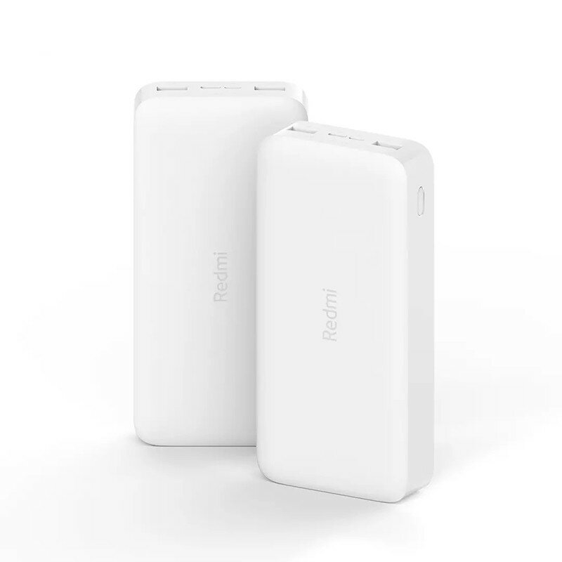 Xiaomi Redmi 20000mAh 18W QC3.0 Fast Charging Version Power Bank for Samsung Xiaomi Redmi Note 7 for iPhone