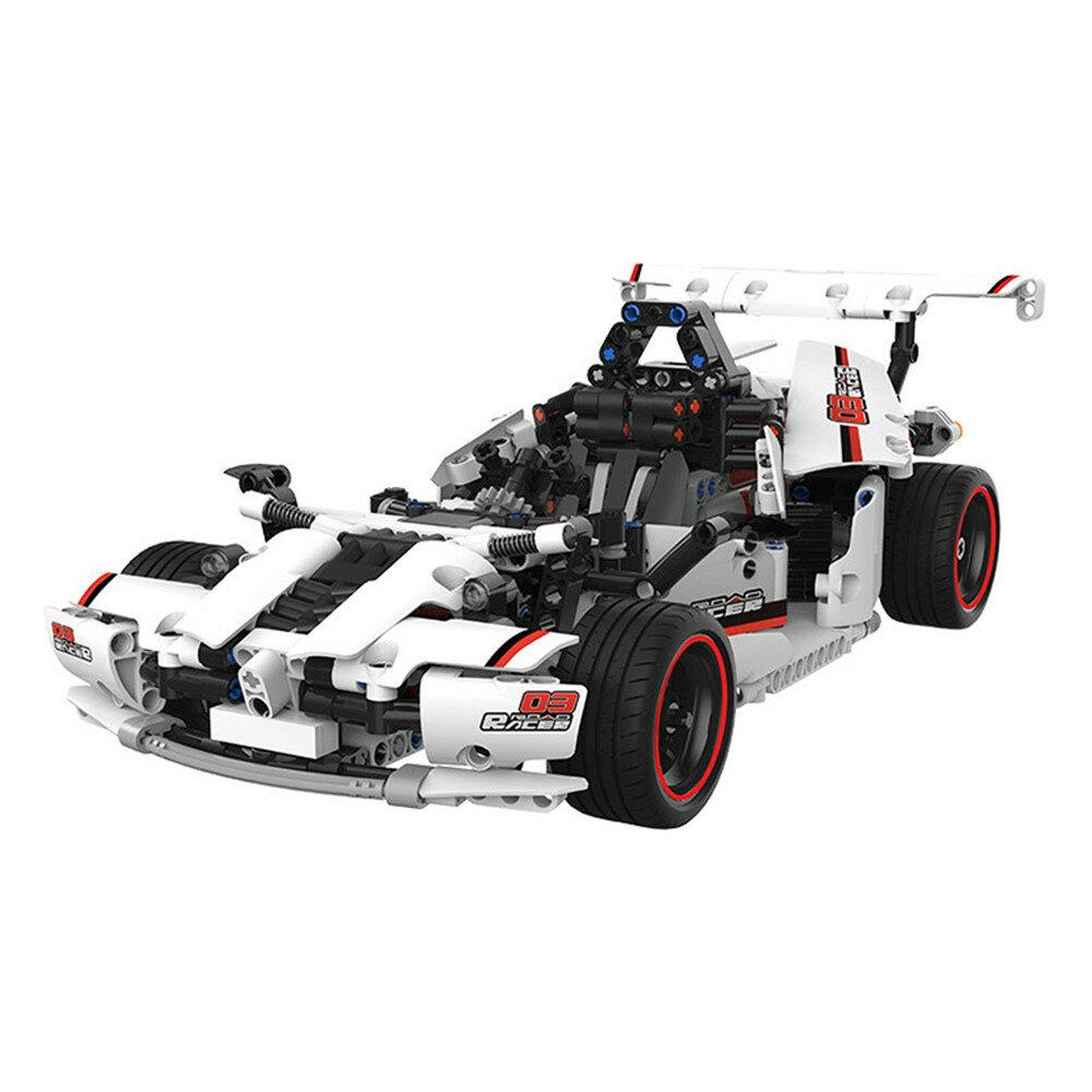 XIAOMI MIJIA GLSC01 DIY Assembled APP Control RC Car Building Blocks On-Road Vehicles Toys