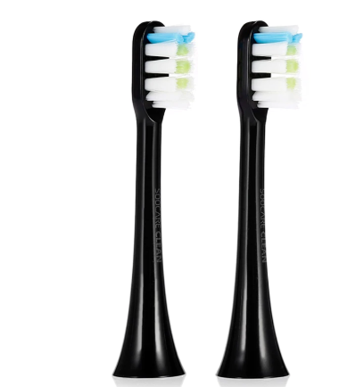 [Non-O-riginall] 2PCs Replacement Toothbrush Heads Compatible for Soocas X1/X3/X5/V1 Soocare Electric Toothbrush
