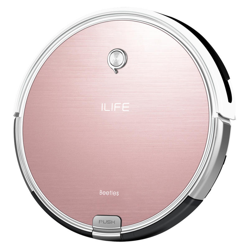 ILIFE X62S Robot Vacuum Cleaner 2 in 1 Wet and Dry Mopping 2000Pa Auto-damp Mapping, Plan Path, Auto Change WITH Electrowall Wall Barrier
