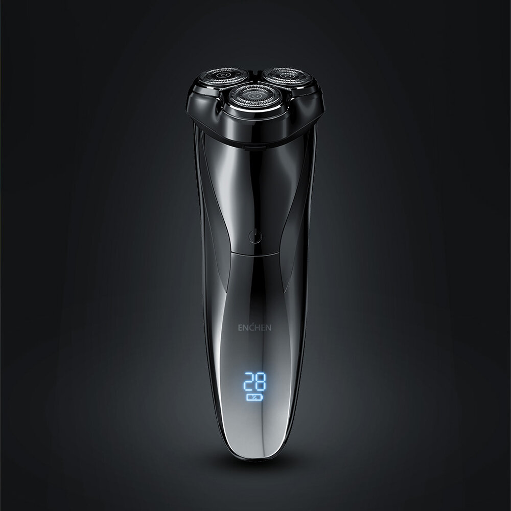 Enchen BlackStone3 Pro Electric Razor Just $17.99!