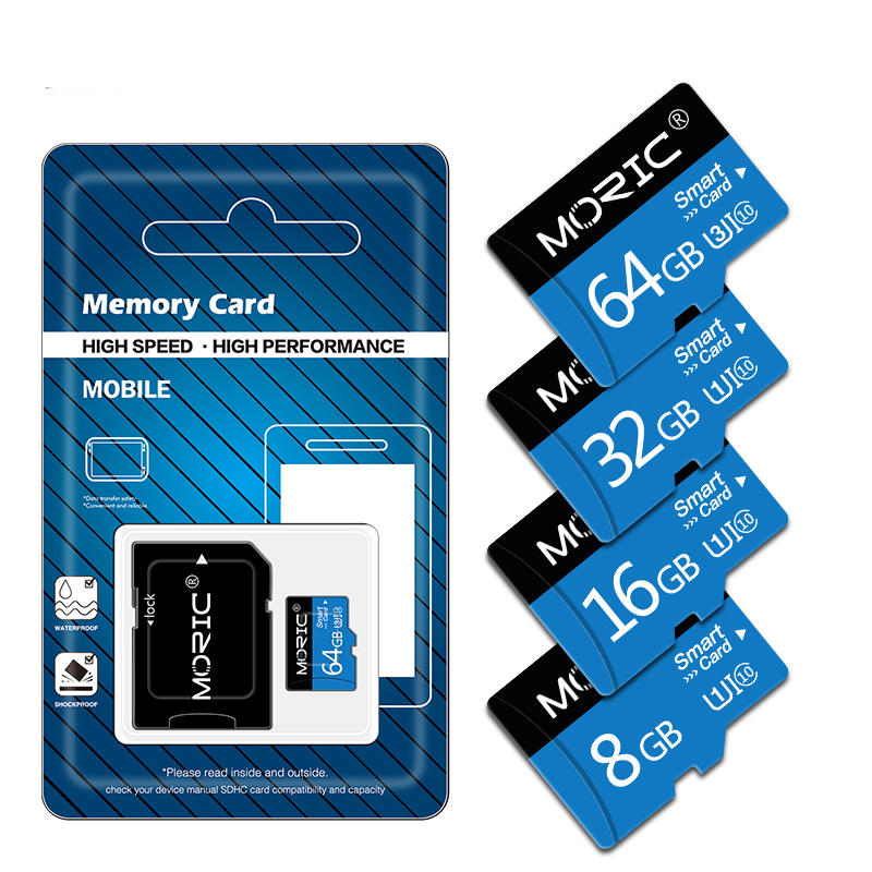 MORIC Memory Card 32GB 64GB 128GB TF Card Smart Card U3 U1 CLASS10 TF Flash Card for Smart Phone Secure Digital Memory Card