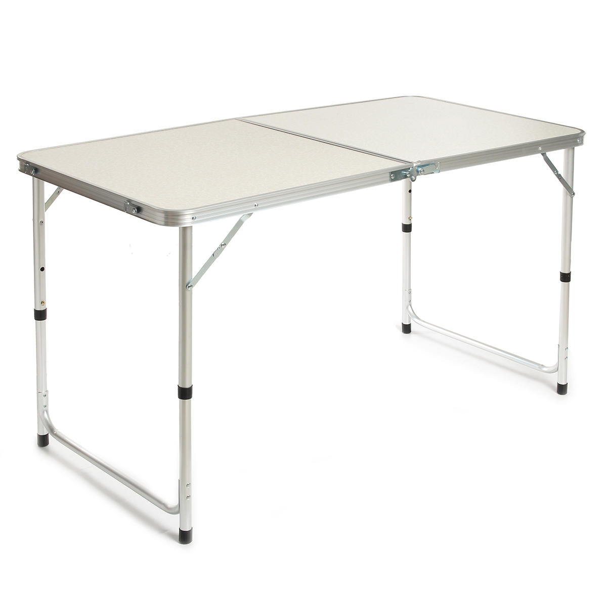 Portable Folding Table Laptop Desk Study Table Aluminum Camping Table with Carrying Handle and Adjustable Legs Table for фото