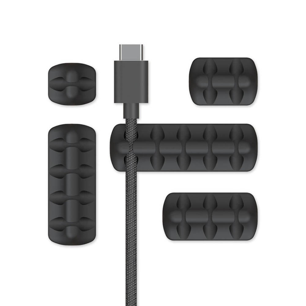 Bcase Silicone Line Storage Device Cable Management From Xiaomi Eco-System For HUAWEI P30 Mate 20Pro Xiaomi Mi9 S10+ Note 10