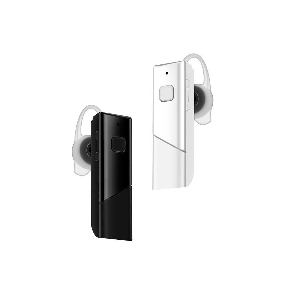 Hishell HT20 Headset Translator 33 Languages Voice Translation Headphones Two-way Translator Earphones