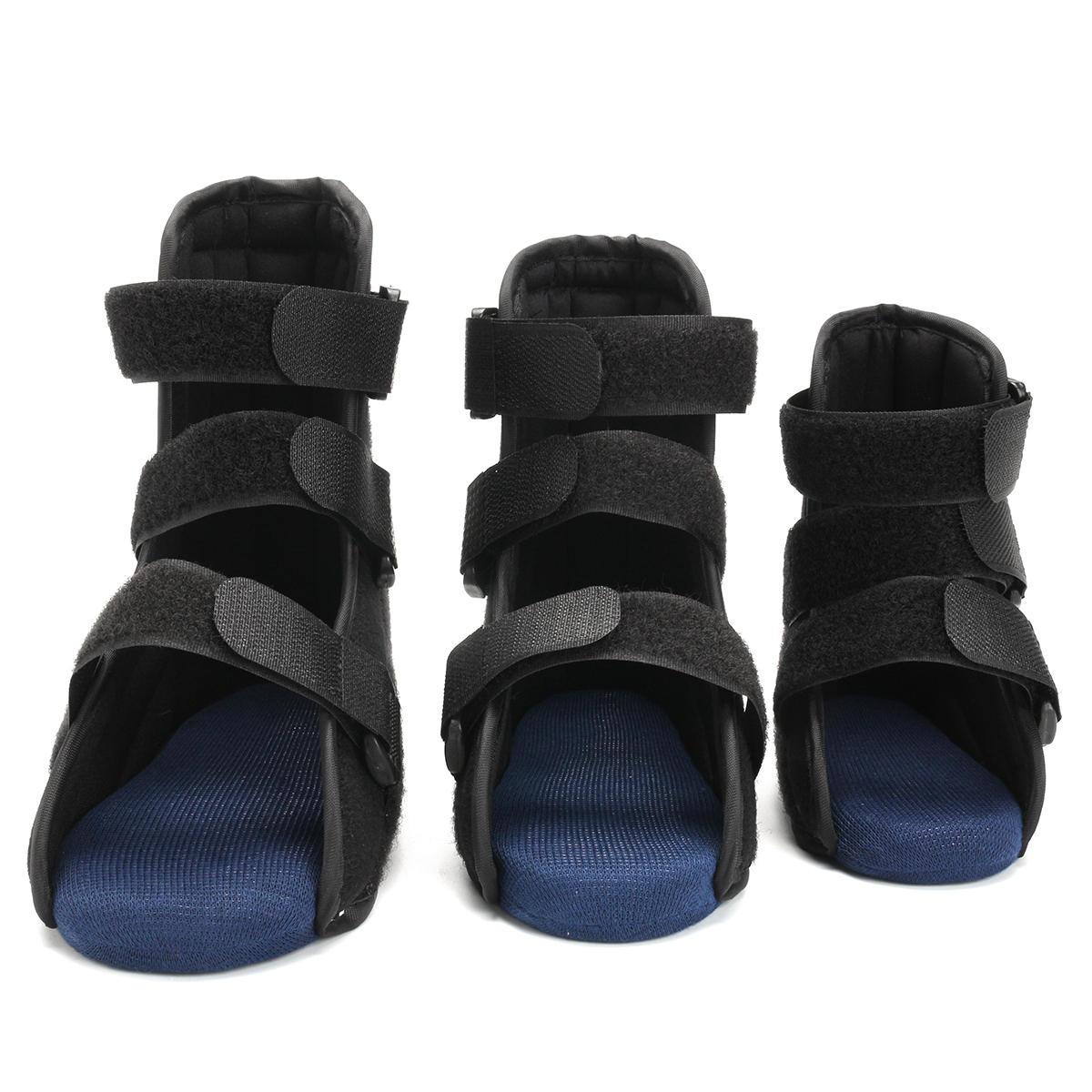 Kid Medical Ankle Splint Boot Brace Support Tendonitis Plantar Fasciitis