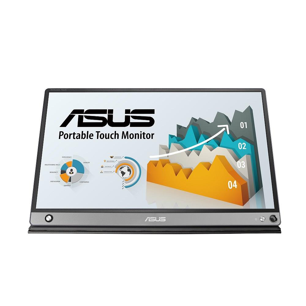 ASUS MB16AC 15.6 Inch Full HD 1080P Type C Portable Computer Monitor Gaming Display Screen for Tablet Laptop