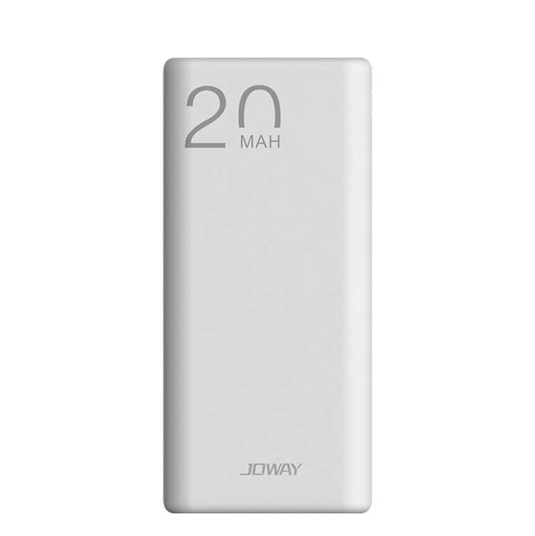Joway JP19220000mahデュアルUSBパワーバンクforiPhone 11 Pro X XR XS Max 8 Plus for Samsung S9 / S9 S8 Note 9