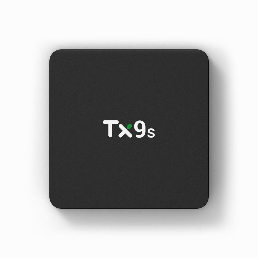 Tanix TX9S Amlogic S912 2GB RAM 8GB ROM 2.4G WiFi 1000M LAN Android 7.1 4K H.265 TV Box