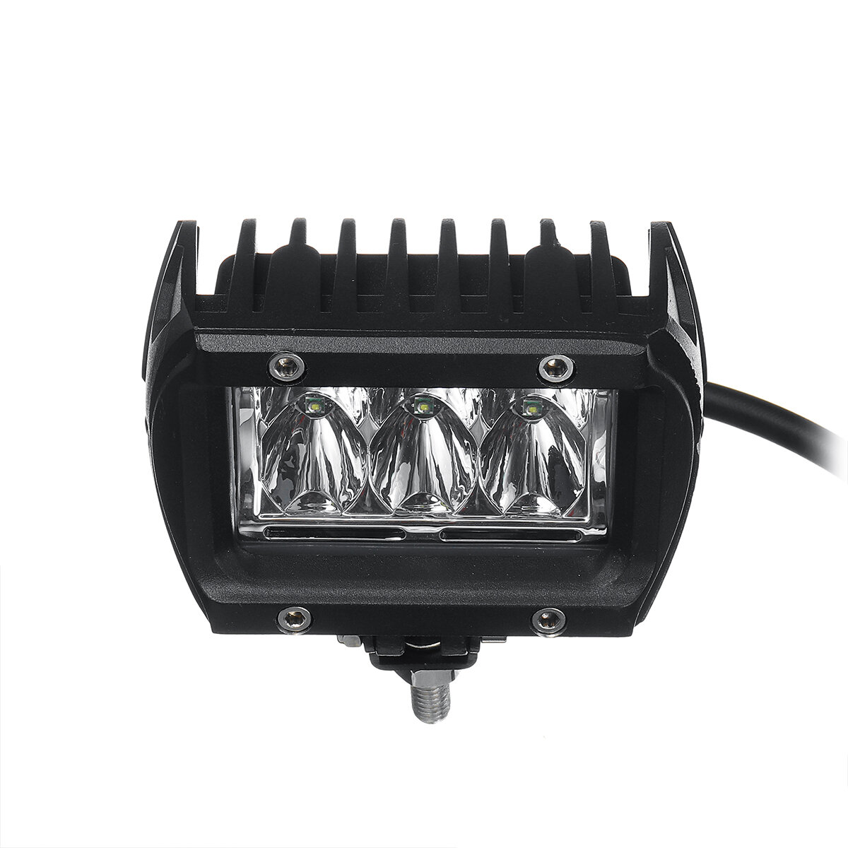 LMGAO 4 Inch 60W Combo Led Light Bars Spot Flood Beam LED Work Light Bar Waterproof For Driving Offroad Boat Car Tractor Truck SUV ATV